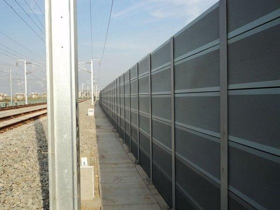 Highway Noise Barrier for sale – NOise Barrier manufacturer