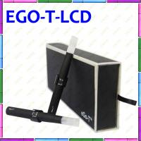 High Tech EGO-LCD With Large Vapor Hot Selling Electronic Cigarette Ego T Lcd Ego T E Cigarette