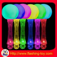 26cm Battery Powered Plastic Shining Wand, Flashing Light Stick HL-B1124