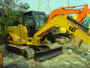 China Used Small Caterpillar Excavator, CAT305.5 on sale