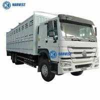 China Vehicle Weight 25000kg Sinotruk Howo 6x4 371hp 30 Ton Capacity Heavy Cargo Truck on sale