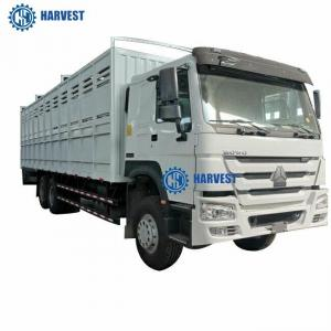 China Vehicle Weight 25000kg Sinotruk Howo 6x4 371hp 30 Ton Capacity Heavy Cargo Truck on sale