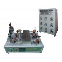 China Commutateur de prise de prise d'équipement de test de sécurité du CEI 60884-1 cassant le fonctionnement normal de capacité on sale