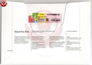 China Original Italian Language Win 10 Pro OEM COA Key DVD+1 Key Sticker Microsoft Windows 10 Fpp on sale