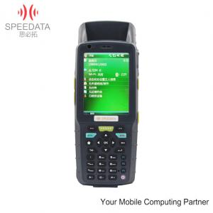 China Wifi 3G Portable Data Collector , IP65 Waterproof PDA Barcode Scanner on sale