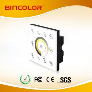 China P6 AC85-265V multizone ct touch panel color circle dmx controller dimmer on sale
