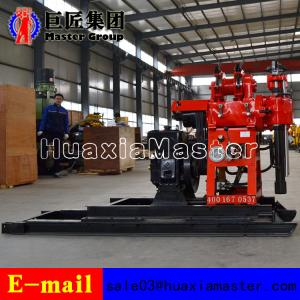 China HZ-130YY Cheap Price Drill 130m Deep Mobile Small Hydraulic Water Well Drilling Rig For Sales on sale