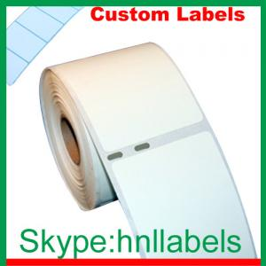 China 130 CLEAR Address Labels For DYMO  LabelWriters  30254(Dymo 30254 Labels) on sale