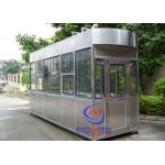 20 Year Lifetime Outdoor Ticket Booth /  Portable Guard Shacks Multi Color Available