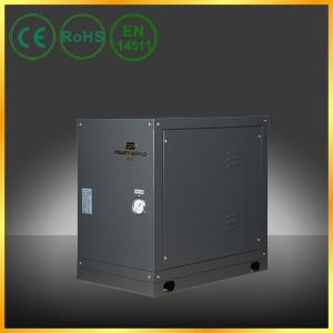 China Geothermal Water Source Heat Pumps Water To Water High Efficiency on sale
