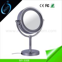 China lighted dressing table mirror, dressing table mirror with led lights on sale