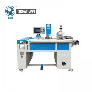 China Energy Saving Shoes Digital Printing Machine / Three  - Station Hot Stamp Printing Machine on sale