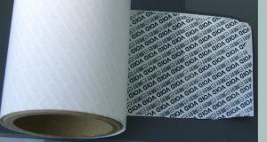 China Tamper Evidence Label material Non-Residue on sale