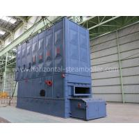 High Reliability Thermo Oil Boiler With Circulation Pump Easy Operation