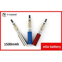 1500mah Twist Ego Cigarette Battery For VV Electronic Cigarette