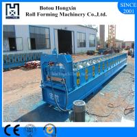 Stable Structure Automatic Roll Forming Machine Joint Hidden Type PLC Control
