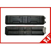 Rubber Track shoes Excavator Undercarriage Parts 450mm Excavator Components