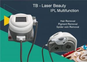 Quality Skin Care IPL SHR Beauty Machine For Pigment / Age Spots / Vein Removal for sale