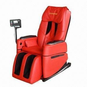 China 3-D Massage Chair, Unique Hidden Armrest Design, Suitable for Home Use on sale