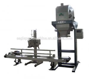 China XY-GFCK-L1 granule package machine and liquid packaging machine / vegetable weighing machine on sale