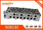 High Performance Cylinder Heads For Peugeot Boxer / 605 24466cc  2.5D 12V -1997-Citroen Jumper  AMC 908530 DJ5/T9A