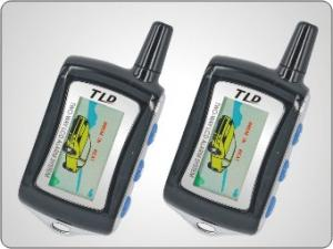 China Two way car alarm TLD-C015 on sale