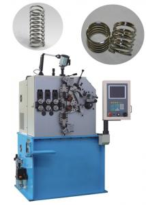 China Brand Service CNC Wire Forming Machine , Helical Spring Bending Machine 1600 Kg on sale