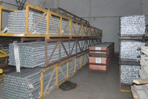 China Extruded bimetal refrigeration fin tube ,  A210 Gr A1 / C SMLS carbon tube on sale