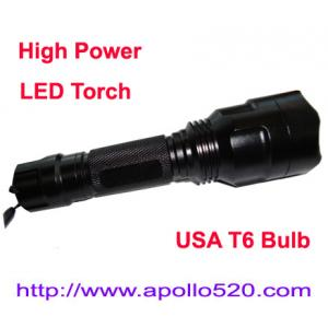 China High Power LED Torch on sale