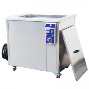 China Large capacity 360L industrial ultrasonic cleaner for cleaning glassware / Engine cylinder on sale
