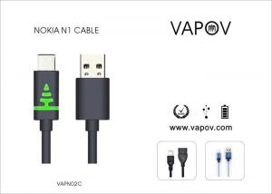 China Android Charging Cable and Data Line ROHS for Nokia N1 , Quick Charging on sale