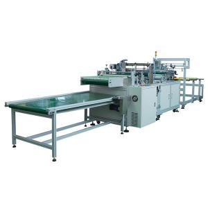 China Automated Nonwoven Dust Shoes Cover for Clean Room Making Machine on sale