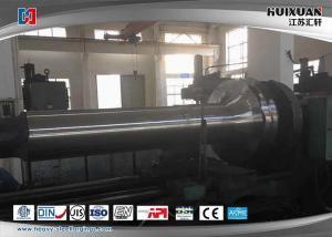 China 18CrNiMo7-6 20CrMnMo 42CrMo 35CrMo Transmission Pinion Shaft Axle Shaft Forging Shaft on sale
