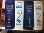 Clear Hair Shampoo