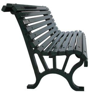 China Cast Iron Outdoor Garden Bench for Bench Legs on sale