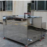 Industrial Injector Automotive Ultrasonic Cleaner For Automatic Precision Metal Parts