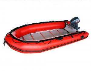 Leisure Sports Hard Bottom Inflatable Boats Inflatable Touring Kayak