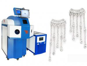 China 6 KW YAG Laser Welding Machine for Gold Silver Alloy Jewelry Laser Welding on sale