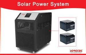 China 1-6kW All-in One Off Grid Solar Power Systems 24V / 48V Solar Inverter For Household Appliances on sale