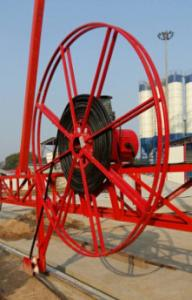 China 380V / 440V Vertical Crane Components Motorized Cable Reel System MCR Series on sale