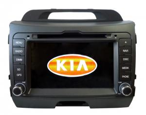 China LED Monitor 3G Car Stereo / IPOD / Car GPS KIA DVD  Player For KIA Sportage R ST-1003 on sale