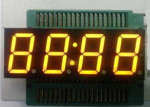 China Durable LED Segment Display NO 77 Self Luminous Readable Display Long Service Time on sale