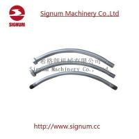 Clip Bolt for Rail Fishplate, High Quality Curve Spear Tunnel Bolt for Concrete Ring