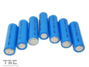 China Super Long Lifespan 3.0V / 3.2V Led Flashlight AA Batteries with Low self-discharge rate on sale