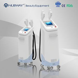 China Beauty equipment skin rejuvenation ipl shr Elight laser hair removal machine for sale on sale