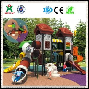 China Kids Plastic Play Park Structures/Outdoor Play Structure for Children/Playground Structure on sale