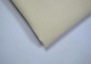 China Breathable Organic Cotton Canvas / Plain Woven Fabric Superabsorbent on sale