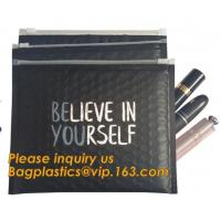 Big Discount Custom Printed Air Bubble Bag, Factory Directly Slider Ziplock Bubble Bag,Bubble Zipper Bag Kraft Bubble Ma