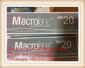 Safe PMMA Injections Bodybuilding Legal Acid Macrolane VRF 30