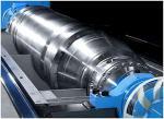 2250RPM professionnel - séparateur d'eau industriel de centrifugeuse du décanteur 4000RPM